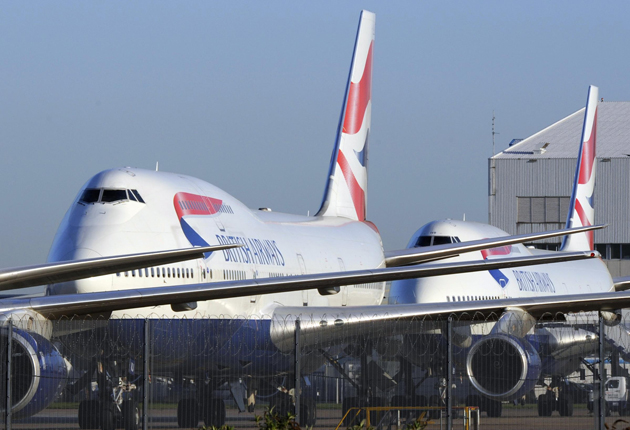 British Airways has encountered turbulence from cabincrew and ash clouds