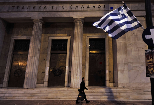 A Grexit would allow Greece to regain control of its currency and interest rates