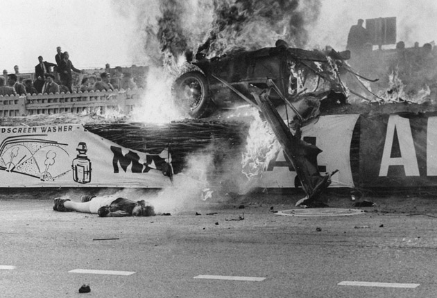 The rivalry that caused the deadliest crash in motorsport   The Independent    The Independent