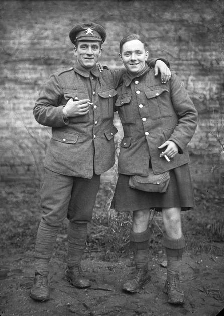 More unseen photographs from the First World War | The Independent