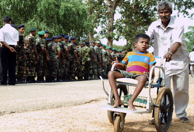 How Beijing won Sri Lanka's civil war | The Independent