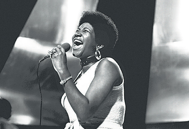 Aretha Franklin S 10 Greatest Songs The Independent The Independent
