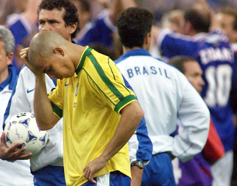 828e8b61e World Cup 2014 countdown  Ronaldo and the 1998 World Cup final