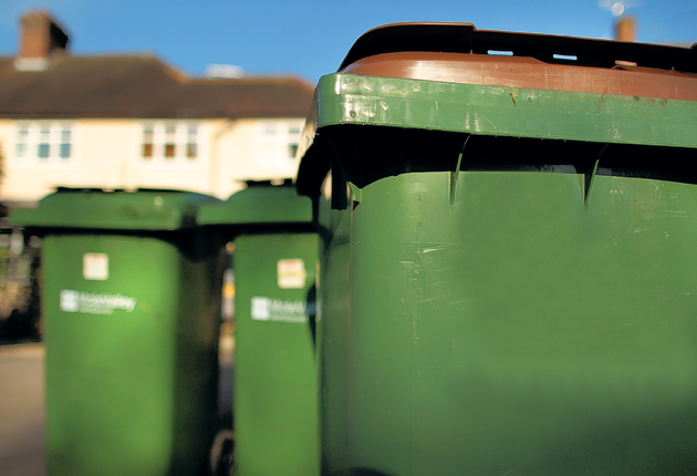 Ministers are launching a consultation on moves to prevent councils from imposing bin fines of up to £1,000