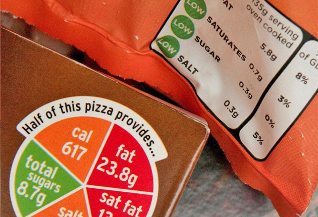 Victory for food lobby as MEPs reject new labelling rules