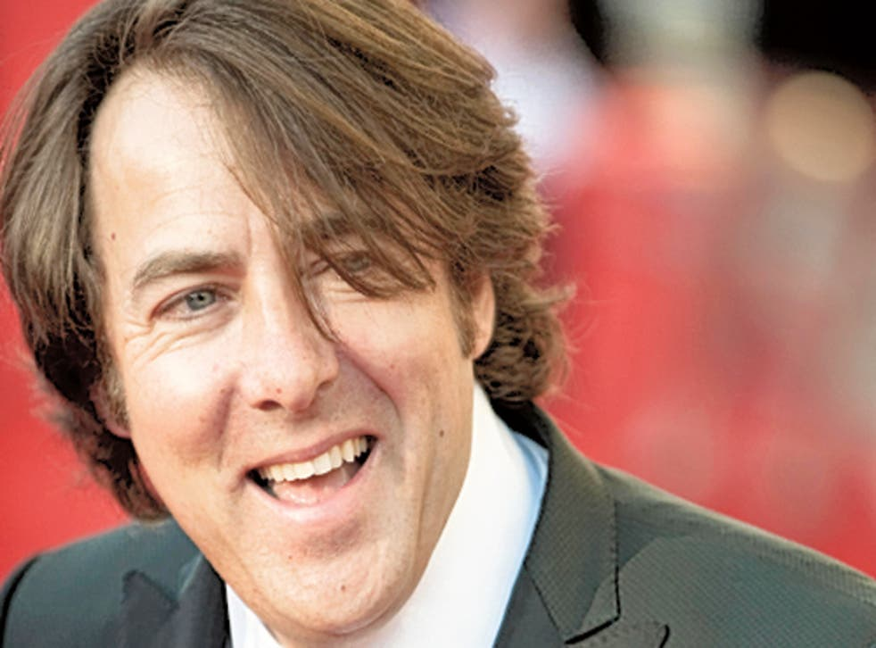 """Jonathan Ross said he is """"beyond excited"""" with Endemol deal"""
