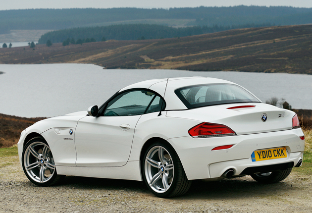 Bmw Z4 Sdrive35is The Independent