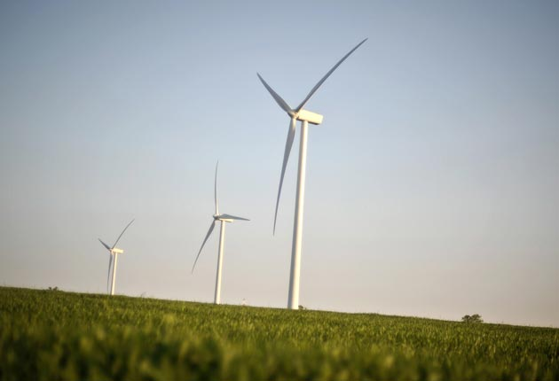 Macquarie pledged to keep GIB's target of investing £3bn in green energy projects over the next three years