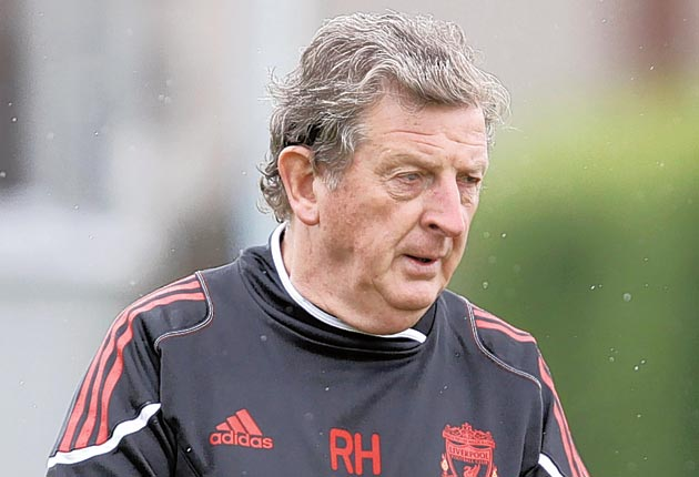 Hodgson plans to clear the dead wood at Anfield