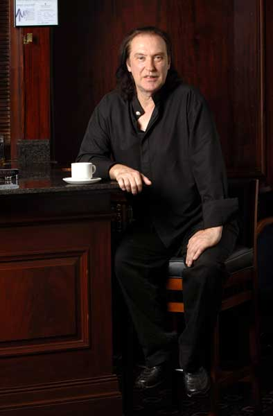 On the path to enlightenment: Dave Davies