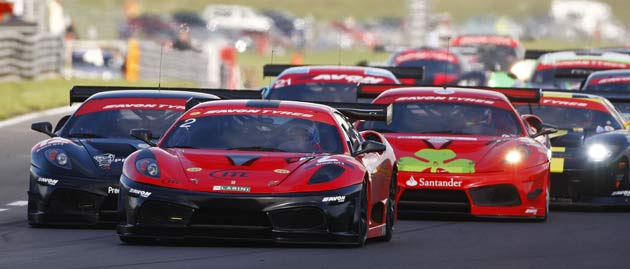 Win tickets to the British GT at Donnington | The Independentindependent_brand_ident_LOGOUntitled