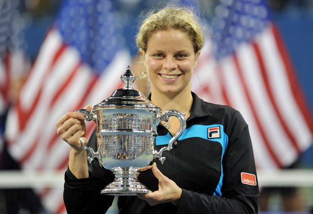 Kim Clijsters intends to play on the WTA tour in 2020