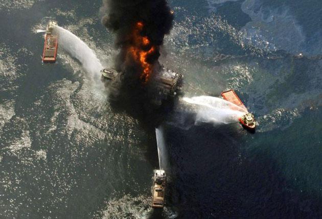 bp oil spill disaster by numbers the independent