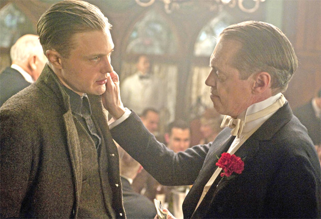 boardwalk empire episodes directed by martin scorsese