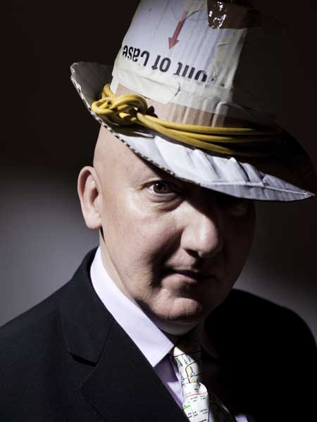 From the top  Master milliner Stephen Jones and his remarkable life rsquo s  work 029e79ebaf8