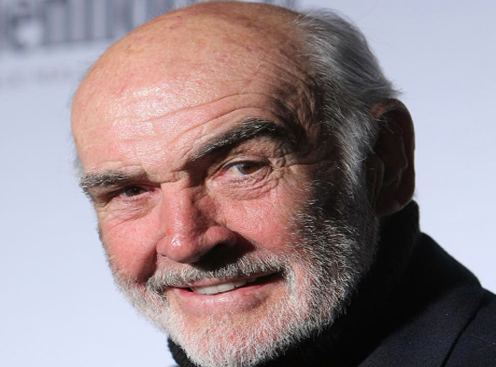 Sean Connery said independence would 'capture the world's attention'