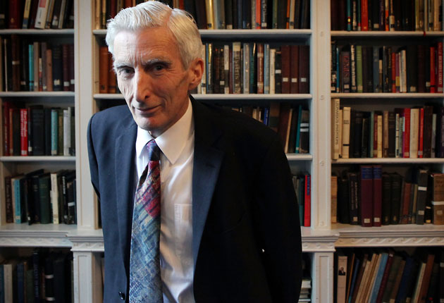 Martin Rees: 'We shouldn't attach any weight to what Hawking says about god'