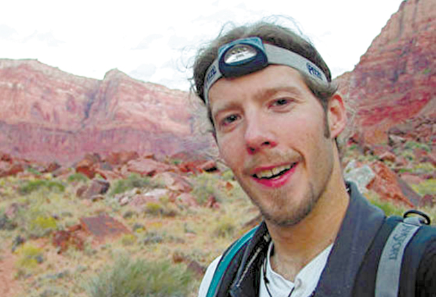 what is aron ralston doing now