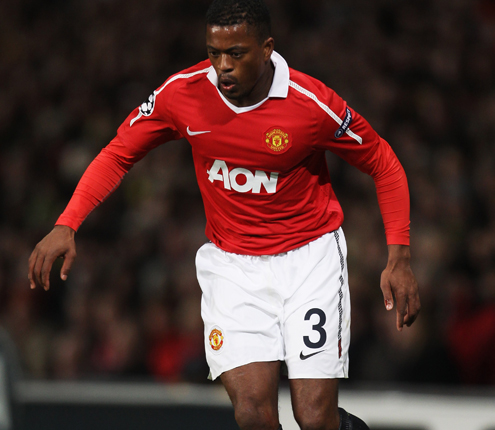 Evra says Arsenal are 'in crisis'