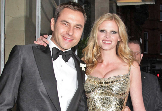 Actor David Walliams and his model wife Lara Stone have failed to bring a harassment claim against a freelance photographer