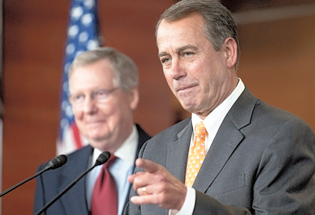 John Boehner: The 'country-club' Republican now within two heartbeats of the President   The Independentindependent_brand_ident_LOGOUntitled