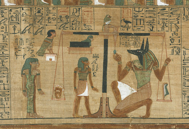 Ancient Egyptians more closely related to Europeans than modern