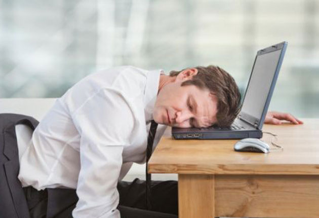 Energy slumps: Perk up your afternoons | The Independent