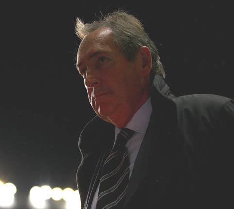 Houllier saw his side beaten 4-0 at City
