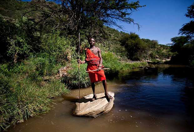 Kenya: At home with the Maasai | The Independent