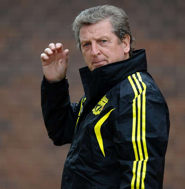 Hodgson sees a bright future at Anfield