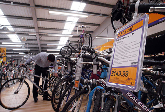 <p>Pedal power is fuelling a bumper result from the cycling retailer</p>