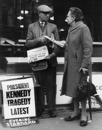 What it's like to be the brother of Bobby Kennedy's killer | The