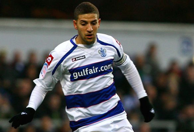 Taarabt played a crucial role in QPR's promotion