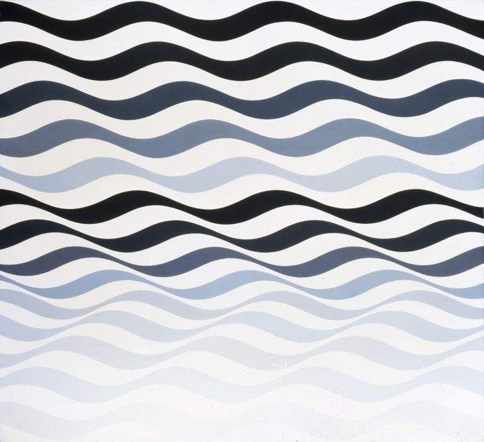 bridget riley paintings and related work the independent