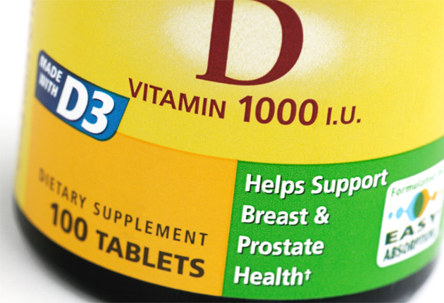 A study will examine whether Vitamin protects against Covid-19.