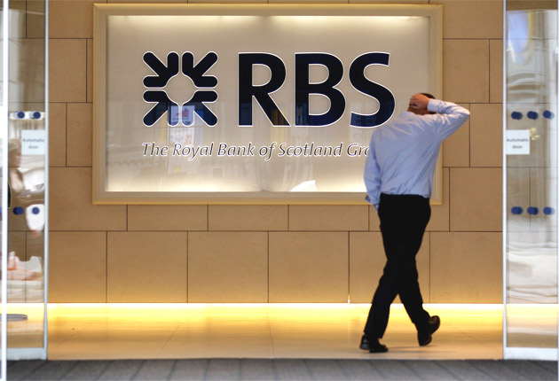 Royal Bank of Scotland refused today to support proposals to ringfence different banking operations