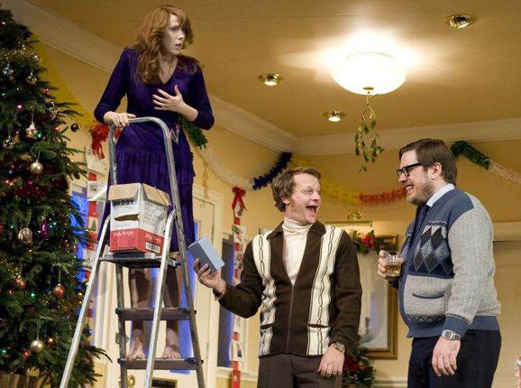 First night seasons greetings national theatre london the geraint lewis there have been 10 alan ayckbourn m4hsunfo