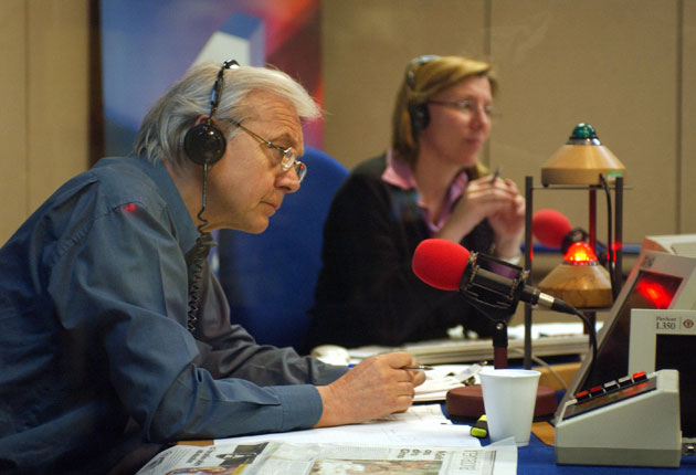 The Radio 4 Today programme presenter has been at the BBC since 1966