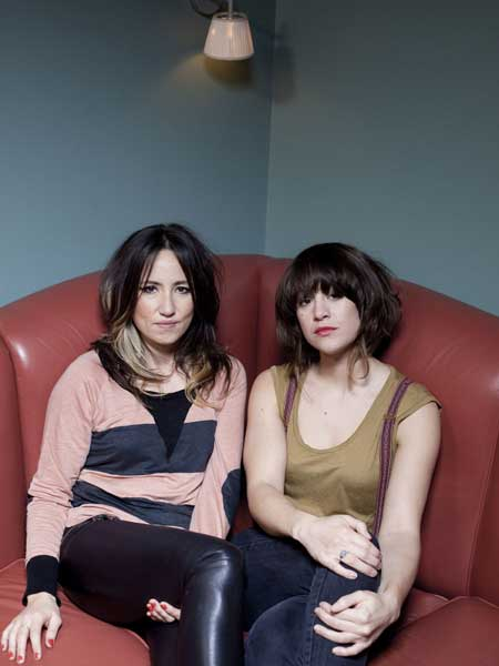 Strikes a chord: KT Tunstall and Emma Gillespie talk sexism