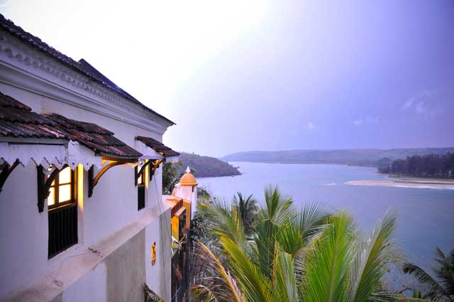 The big six boutique hotels in goa the independent for Independent boutique hotels