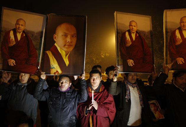 Tibetan Buddhists in shock at claims spiritual leader is a