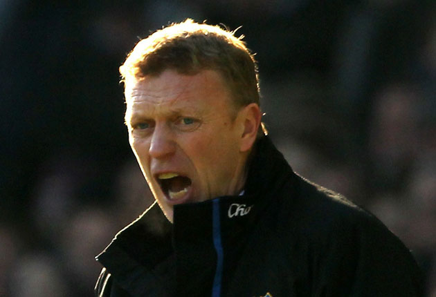 Moyes wants to know the club's 'strategy'