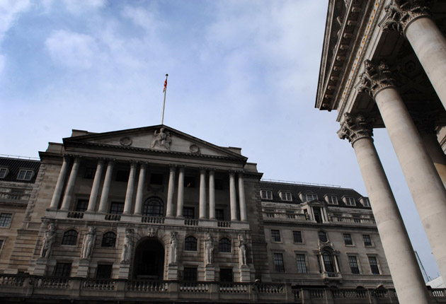 <p>The newly created money will be used to buy up government debt, a move designed to keep borrowing costs low</p>