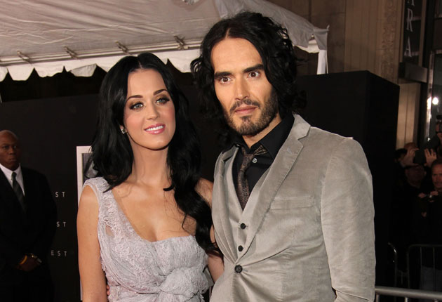 Katy Perry On Her Controlling Ex Husband Russell Brand The Independent The Independent