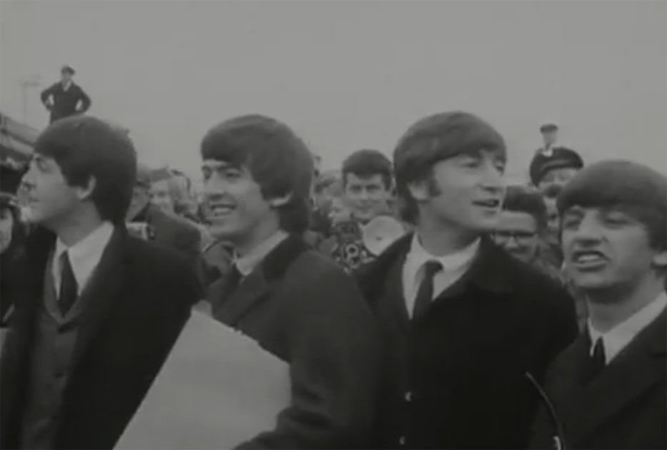 a history of the beatles and beatlemania Beatlemania and its myth  the case of the beatles is a textbook example of how myths can distort history the beatles had the historical function to delay the.