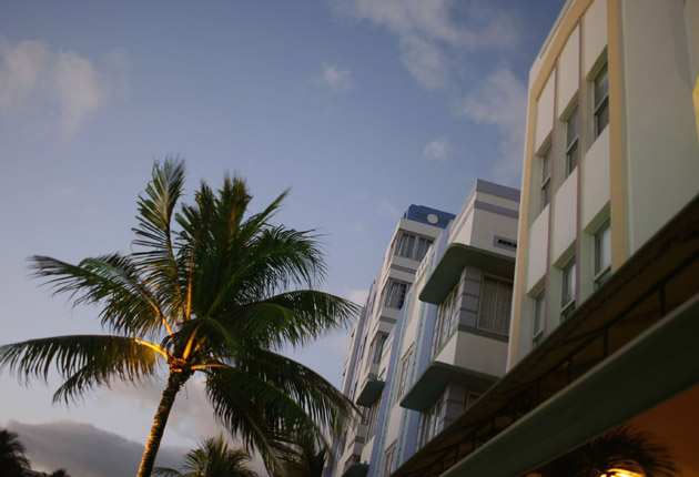 In Miami, even the car parks are interesting | The Independentindependent_brand_ident_LOGOUntitled