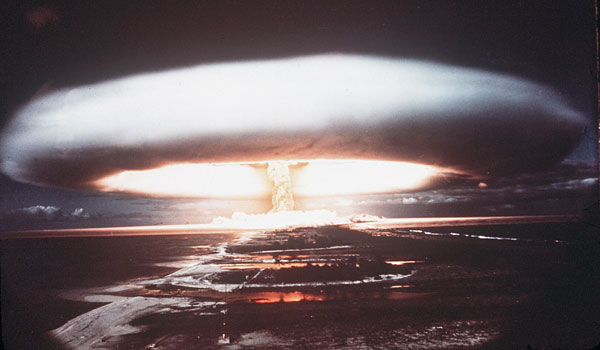 'One button-push from an irreversible nuclear war': Previously classified documents reveal 1983 incident saw world on brink of disaster