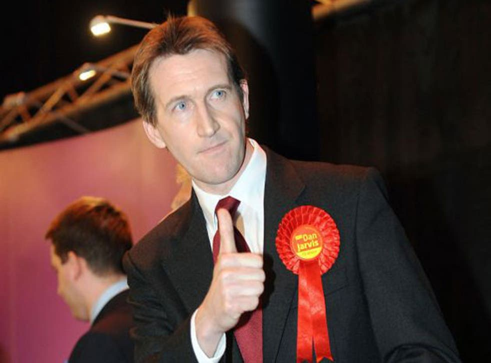 Dan Jarvis said he would feel uncomfortable standing on an anti-nuclear manifesto in 2020