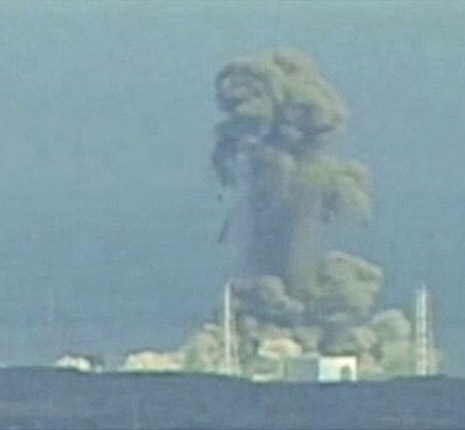 Third blast heard at Japan nuclear plant   The Independentindependent_brand_ident_LOGOUntitled