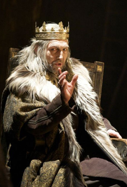 King Lear, Royal Shakespeare Theatre, Stratford-upon-Avon   The Independentindependent_brand_ident_LOGOUntitled